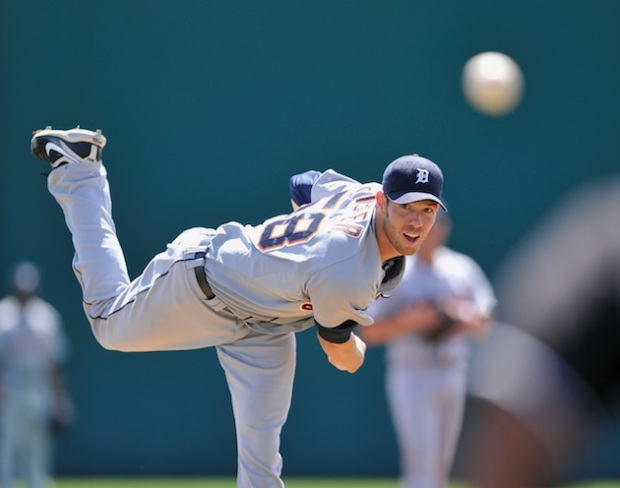 MLB: Spring Training-Detroit Tigers at Washington Nationals